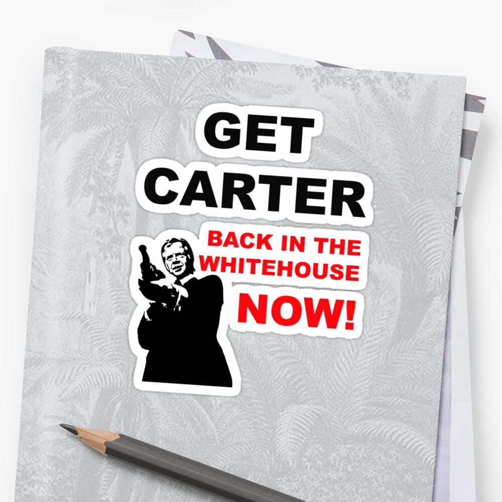 Get Carter! by TeeArt