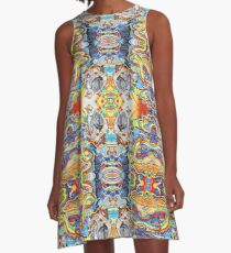 Jerome eight point oh A-Line Dress