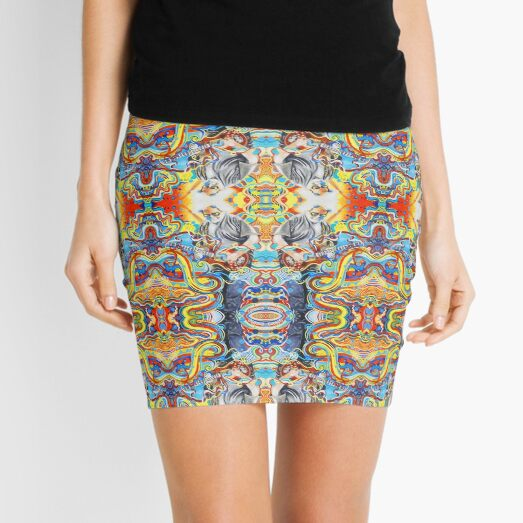 Jerome eight point oh Mini Skirt