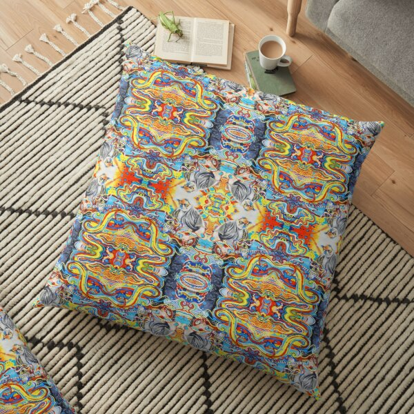 Jerome eight point oh Floor Pillow