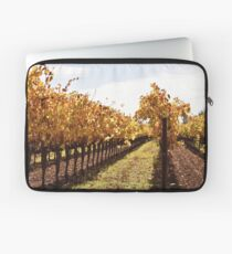 Fall in Sonoma Valley Laptop Sleeve