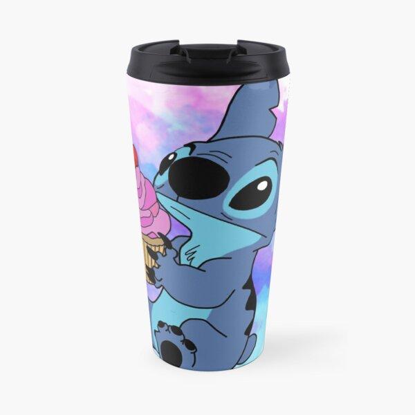 Stitch Cupcake Travel Mug
