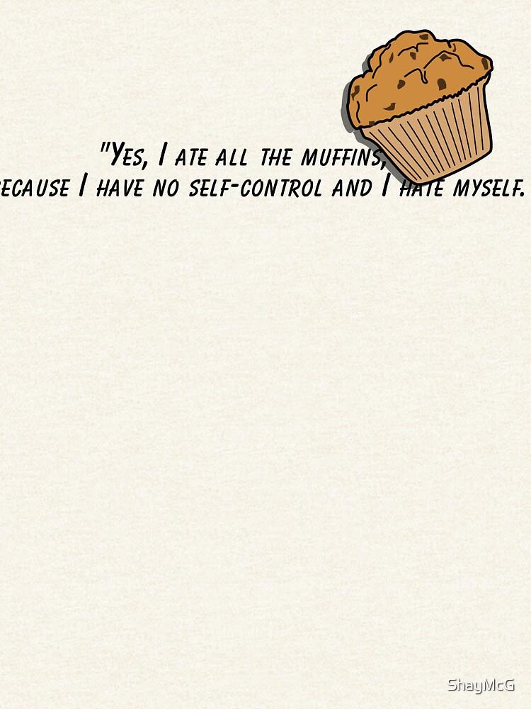 Bojack horseman muffin quote fan art by ShayMcG