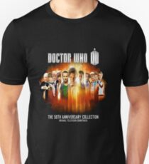 Dr Who 50th Anniversary Unisex T-Shirt