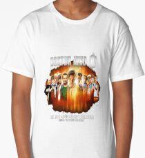 Dr Who 50th Anniversary Long T-Shirt
