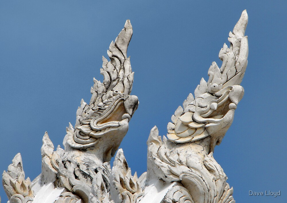 Temple Guardians by Dave Lloyd