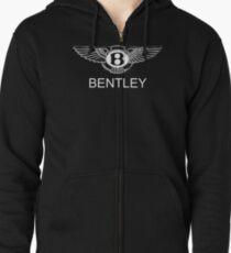 Bentley Motors Limited Zipped Hoodie