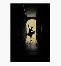 Ballet Dancer 2 Photographic Print