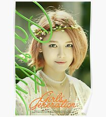 GIRLS GENERATION PARTY SOOYOUNG Poster