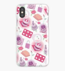 E-Stop - Floral iPhone Case/Skin