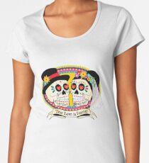 Los Novios (English) Women's Premium T-Shirt