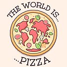 The World Is Pizza by zoljo