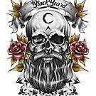 Skull by BLACK BEARD
