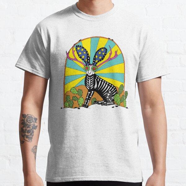 The Mythical Texas Jackalope Classic T-Shirt