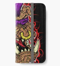 Bebop's infection iPhone Wallet/Case/Skin