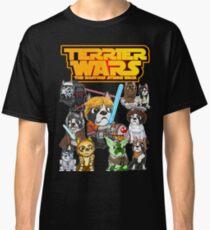 Boston Terrier Wars Classic T-Shirt