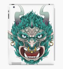 demonio iPad Case/Skin