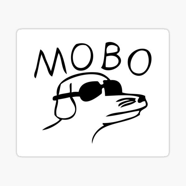 MOBO Sticker