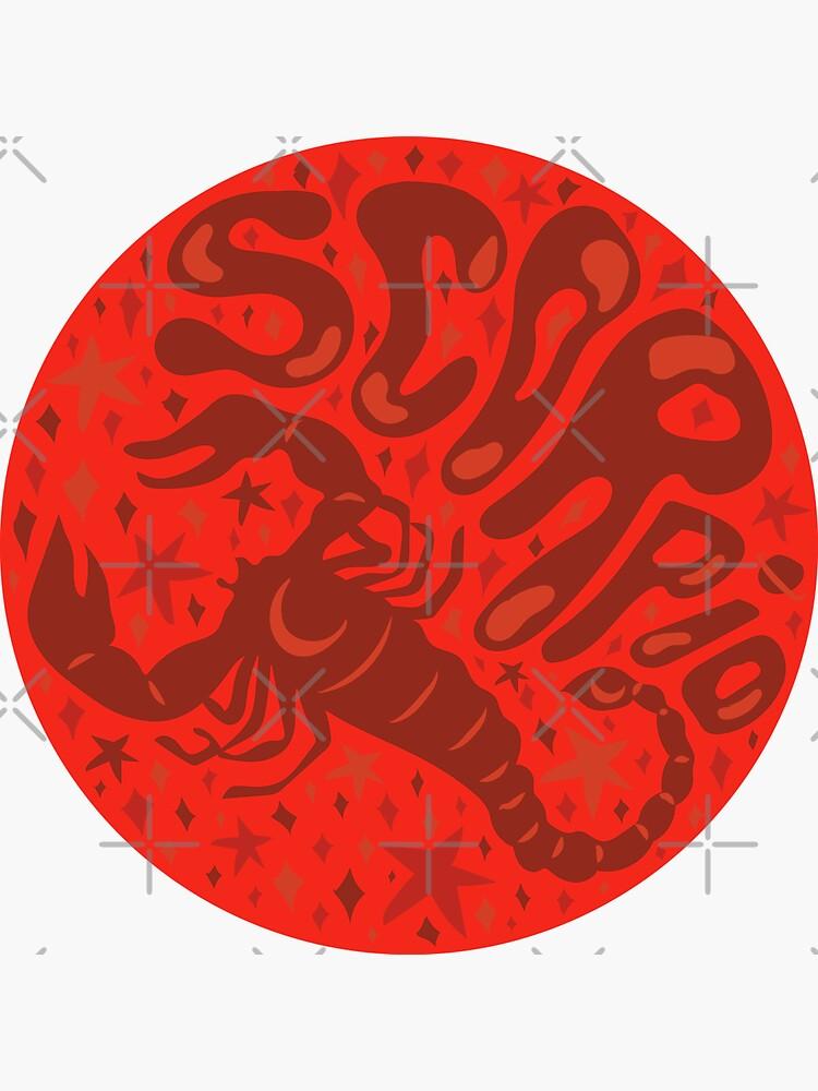 Scorpio by doodlebymeg
