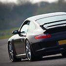 Porsche GT3 by Martyn Franklin