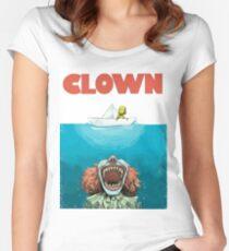 Clown it Women's Fitted Scoop T-Shirt