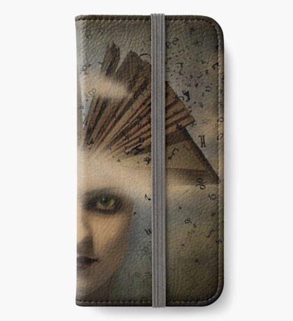 Der Leser... iPhone Flip-Case