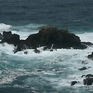 Rocks off Lands End by newbeltane
