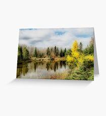 Autumn Colours VII Greeting Card