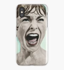 Alfred Hitchcock- Psycho iPhone Case/Skin