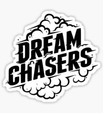 Redfool.com Dream Chasers Sticker