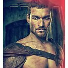 Spartacus - Blood and Sand  by eyevoodoo