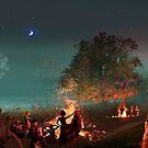 Gypsy Moon by Igor Zenin