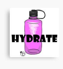 Hydrate Canvas Print