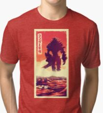 Shadow of the Colossus Tri-blend T-Shirt