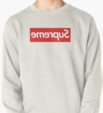 Definetly Not Supreme Pullover