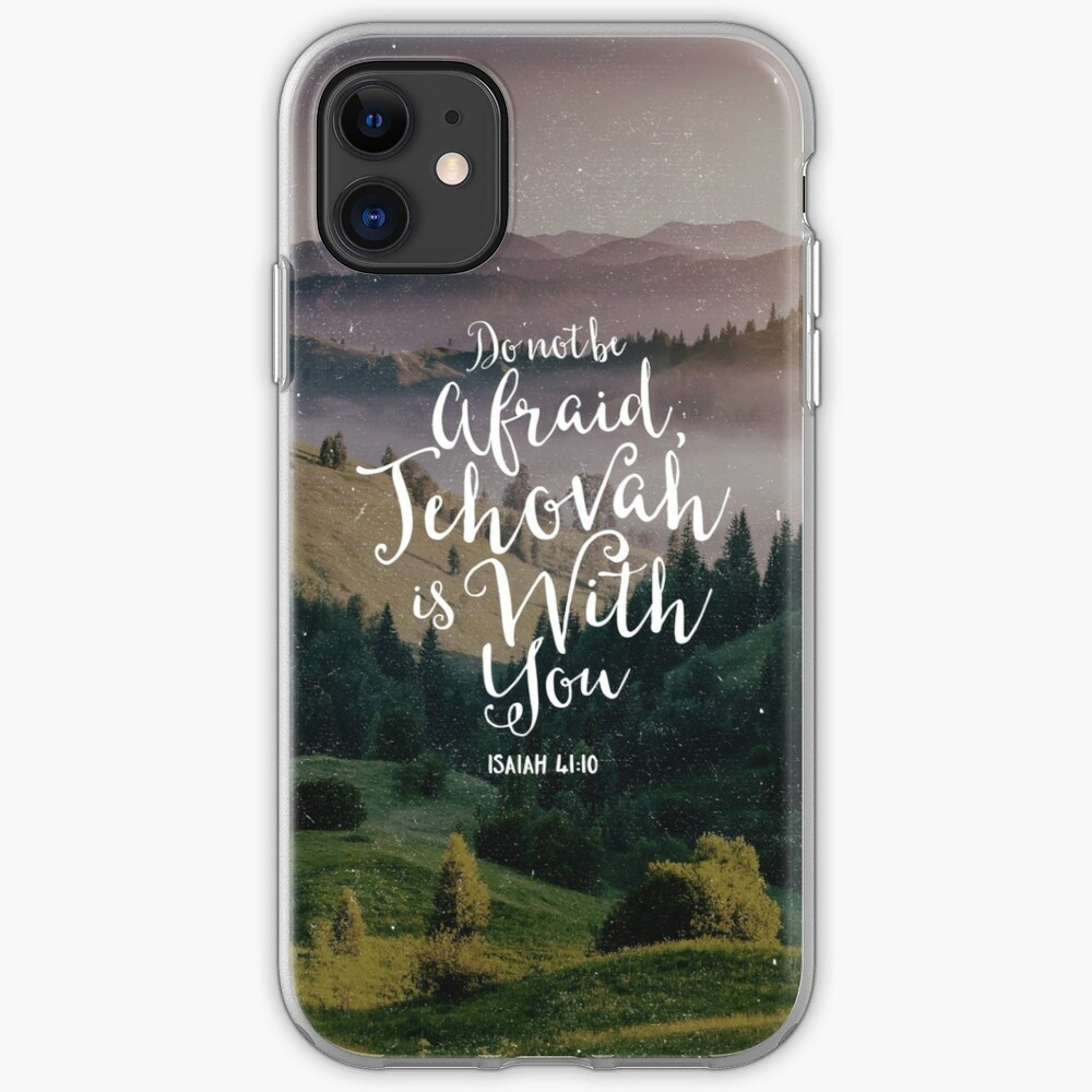 Who s Afraid Cover Art iphone case