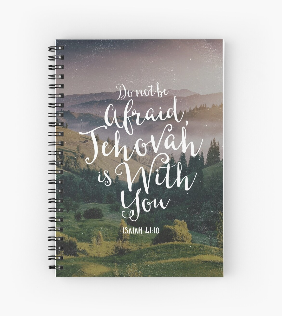 Do Not Be Afraid, Jehovah Is With You by JW ARTS & CRAFTS