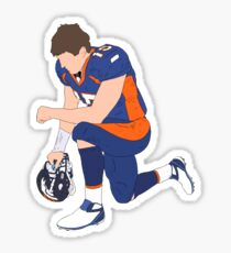 The Tebow Sticker
