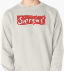 Crappy Supreme Drawing Pullover