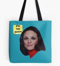 Rhoda- Mary Tyler Moore Show Tote Bag