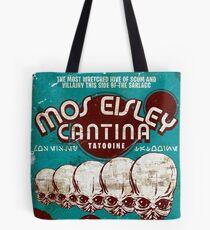 Cantina Sign Tote Bag