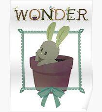 Soil Bunny Poster