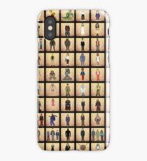 Buffy Mini Monsters Series iPhone Case/Skin