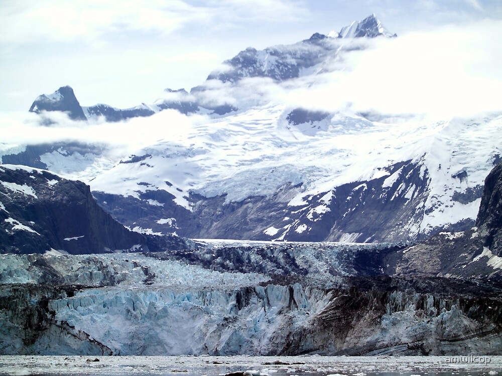 John Hopkins Glacier by amwilcop