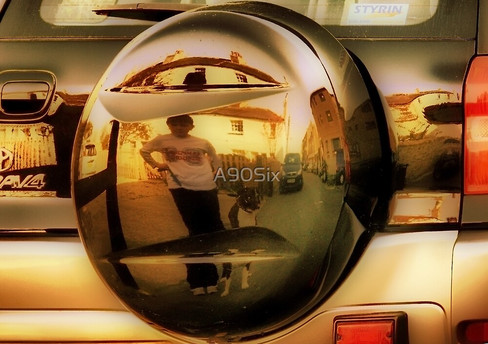 The Wheel Cover by A90Six