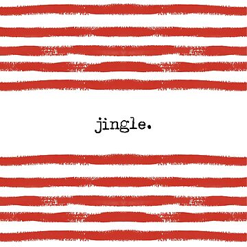 red stripes-jingle by SylviaCook