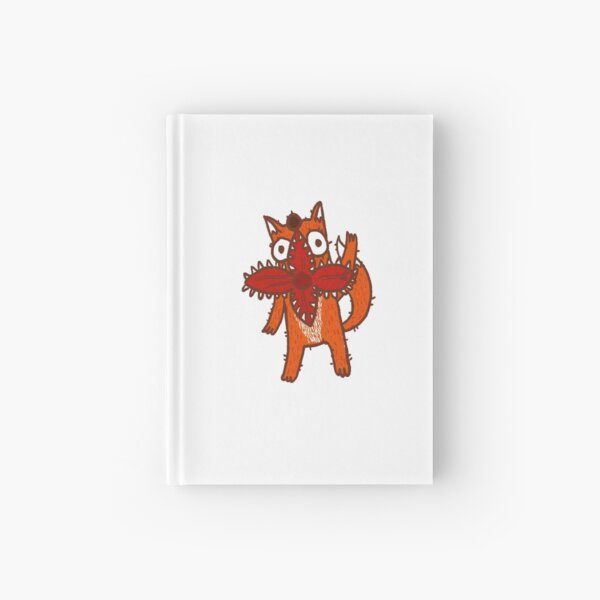 Demogorgon Fox Hardcover Journal