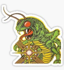 Reptilia-The Strokes Sticker
