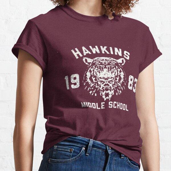 110. Stranger Things Icon Classic T-Shirt