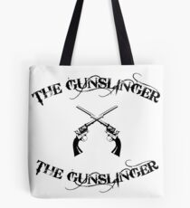 the gunslinger Tote Bag